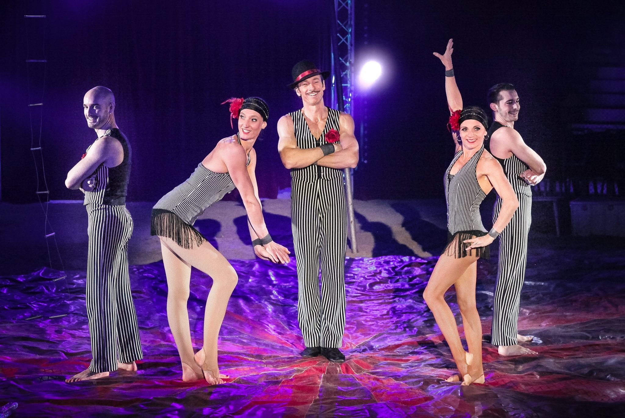 Les Années Vol  European Circus Festival
