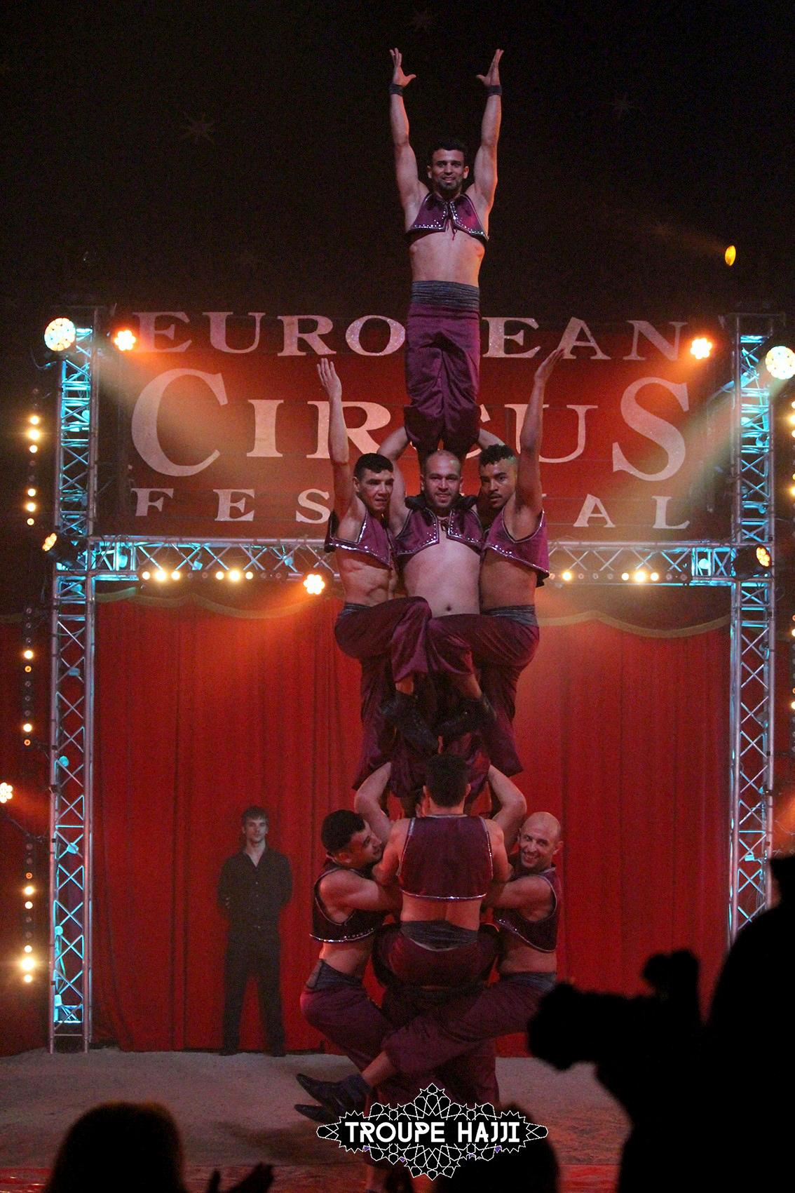 Troupe Hajji European Circus Festival